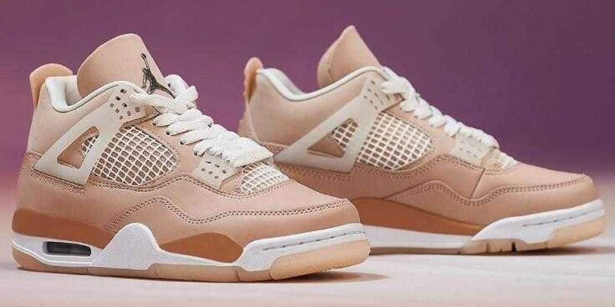 """To Buy The Latest Drops Air Jordan 4 """"Shimmer"""" With Big Discount"""